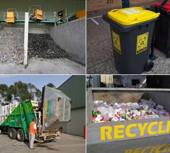 Recycling Groups